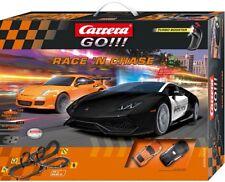 Carrera GO!!!  Race 'n Chase  62439 - NEU - OVP