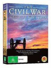 THE CIVIL WAR A FILM BY KEN BURNS (6 DISC SET)