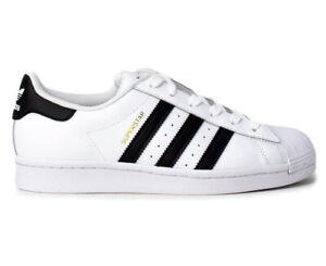 Adidas Originals Men's Superstar Sneakers - Cloud White/Core Black   AG50