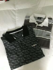 2 Mens Cotton Traders 3XL Guinness shirts