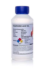 500ml Phosphoric acid 75%! Lower PH - High quality