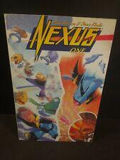 Nexus One TPB Mike Baron, Steve Rude 1st TPB edition (1993) Dark Horse Comics