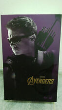 Hot Toys The Avengers Hawkeye MMS172 le moins cher Comme neuf IN BOX neufs et inutilisés AOU (2nd)