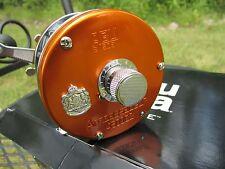 Abu Garcia Ambassadeur 4500CS Sunset Orange Rocket MODEL NEW MINT IN BOX!!!