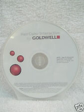 GOLDWELL KPSS Hair Color Interactive DVD for Professional Stylist Salon Services