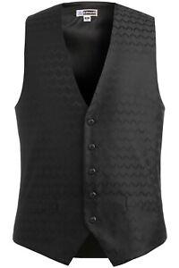 Men's Swirl Brocade Vest