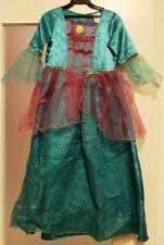 Original Barbie Kleid Tierinsel 128 Prinzessin Cesar Karneval, Fasching