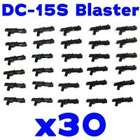 LEGO Star Wars Guns DC-15S Clone Trooper Blaster Rifle Rebel Storm Weapon 30 Pk