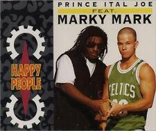 Prince Ital Joe feat. Marky Mark Happy people (1993) [Maxi-CD]
