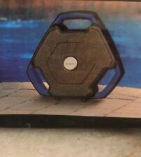 Ion Radio Floating Waterproof Stereo Boombox LED Illumination Lights Wave Rider