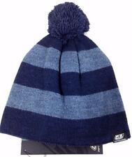 Diesel blue stripped NADARIUS CAPPELLO winter beanie cap one size