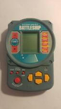 Milton Bradley Electronic Handheld Battleship - Very Good Working Condition
