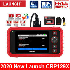 Launch CRP129X Car OBD2 Scanner Code Reader Engine ABS SRS Diagnostic TPMS Reset