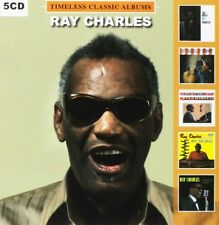 Ray Charles TIMELESS CLASSIC ALBUMS (DOLCD0225) At Newport GENIUS OF New 5 CD
