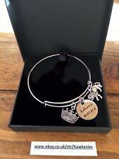 Lion King - Hakuna Matata Bracelet In Gift Box - Silver - Disney - FREE P&P