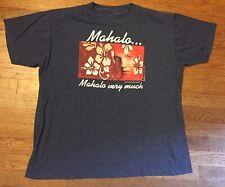 Elvis Presley Mahalo Shirt XL
