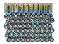 Lot de 10 Piles Alcaline 4LR44 6V 476A Pour Collier Chien Antiaboiement Dressage