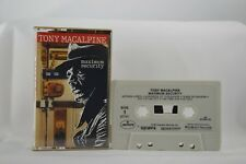 TONY MACALPINE Maximum Security 4226322494Q1 Cassette Tape