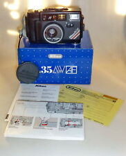 Nikon AF L35AW (lente de 35mm equivalente - cámara!) negro # 2162625