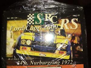 900 108 SRC FORD CAPRI 2600 H&T MOTOR RACING 24H NURBURGRING 1972 Super Rare New