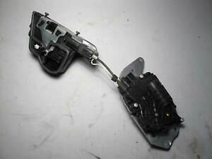BMW E60 5-Series Right Rear Passeng Latch Lock Comfort Soft Close 2007-2010 OEM