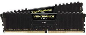 Corsair VENGEANCE LPX 2 x 8 Go DDR4 3200MHz Kit de Mémoire RAM (CMK16GX4M2B3200…