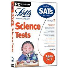 Tarot Wissenschaft Tests Grundschule ab 7-11 (Key Stage 2) PC CD-R-Neu Versiegelt