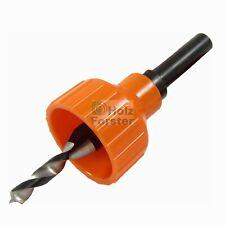 EUROTEC Drill-Stop Hartholzversenker mit Tiefenstopp, 5mm