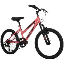 Huffy Kids Hardtail Mountain Bike for Girls Stone Mountain 20 inch 6-Speed So...