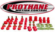 Prothane 18-2005 1989-1994 Toyota 4WD Pickup Complete Suspension Bushing Kit Red