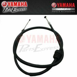 NEW 2001 - 2016 YAMAHA V STAR 650 CUSTOM XVS650 OEM CLUTCH CABLE 5KP-26335-00-00