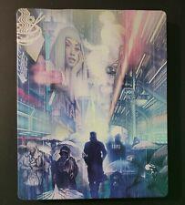 Blade Runner 2049 3-Discs Steelbook Limited Edition (4K Ultra Hd + Blu-Ray 3D)