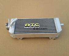 For SUZUKI RM85 RM 85 2002 - 2009 02 03 04 05 06 07 08 09 Aluminum Radiator