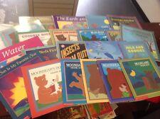 Lot of 21 FRANK ASCH books PB HC Milk Cookies, Bread Honey, Moonbear, Bear, Sun