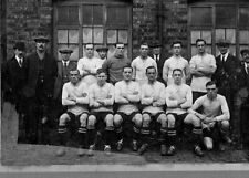 PORT VALE FOOTBALL TEAM PHOTO 1919-20 SEASON