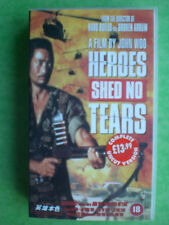 HEROES SHED NO TEARS  (JOHN WOO FILM) (NEW)   -   RARE AND DELETED