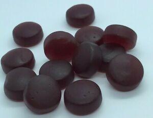 HAIR/SKIN/NAIL-Blueberry 60 Gummies 2500mg BIOTON,SELENIUM,ZINC Vegan uk made