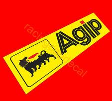 """8.5""""22mm Agip decal sticker for motorbike ducati desmosedici aprilia cagiva moto"""