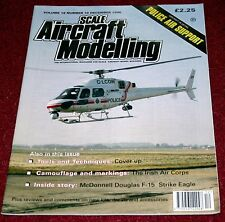 Scale Aircraft Modelling Magazine 18.10 Police Air Support,Irish Air Corps,F-15
