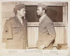 """Scene from """"Home of the Brave"""" 1949 Vintage Movie Still"""