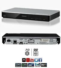 Panasonic Multiregion DMP-BDT260 Smart Stream 3D Blu-Ray DVD Player WiFi FULL HD