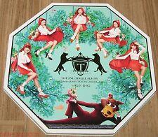 TINT THE 2ND SINGLE ALBUM 늑대들은 몰라요 TEEN TOP K-POP PROMO CD