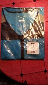 Size 4XL-5XL Blue Amazon Reflective Delivery Flex Driver Vest - Brand New