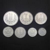 Cape Verde set 6 coins 1 5 10 20 50 100 Escudos 1994 UNC Lemberg-Zp