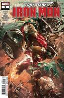 Tony Stark: Iron-Man #9 Marvel Comics 2019 COVER A 1ST PRINT