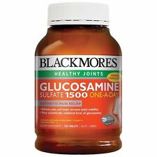 BLACKMORES GLUCOSAMINE SULFATE 1500MG 180 TABLETS