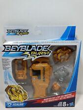 Beyblade Burst Master Kit Xcalius Hasbro Gold Performance Top System Attack Type