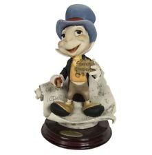 "Armani ""Jiminy Cricket"" Figurine 03379-C Hand Signed"