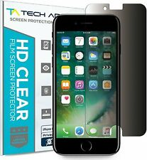 Tech Armor 4Way Privacy Screen Protector [1Pack] for Apple iPhone 7 Plus/ 8 Plus