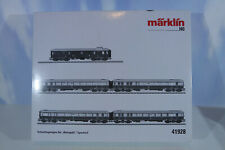 Märklin 41928 Rheingold, Non-Utilisé, Bon État , Neuf en Emballage D'Origine